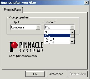Pinnacle Systems - Software Updates